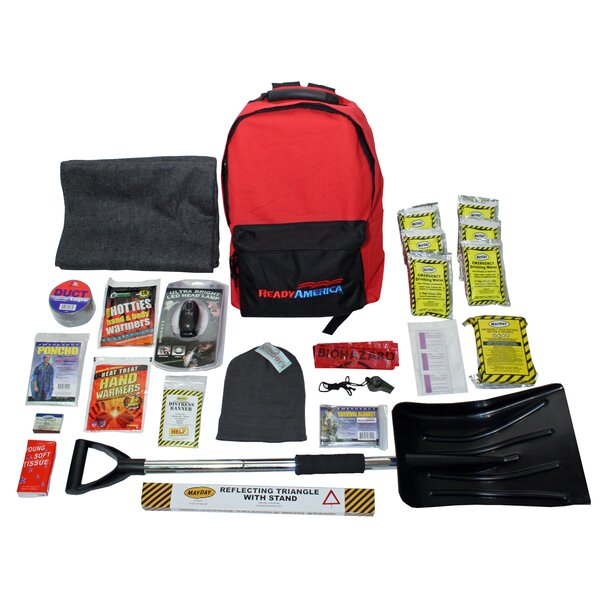 Cold Weather Survival Kit by Ready America
