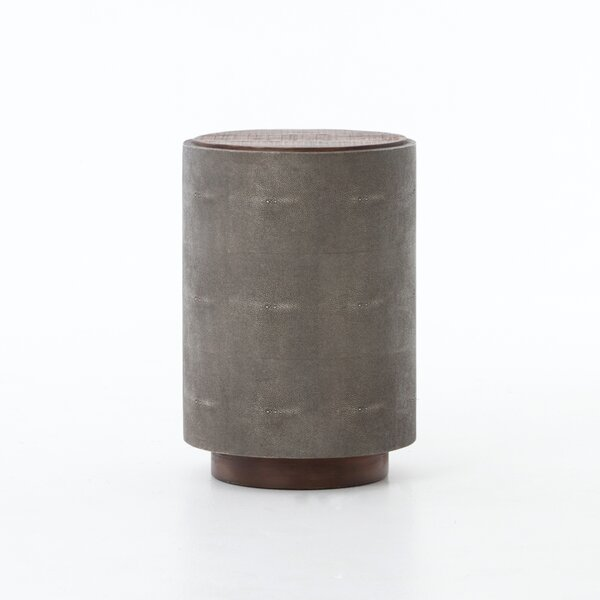 Jett End Table by 17 Stories