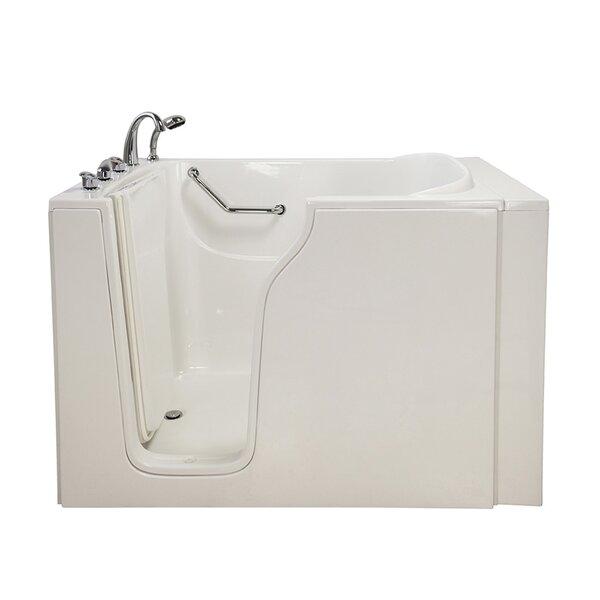 Bariatric 33 54.25 x 40 Whirlpool Walk In Tub by Ella Walk In Baths