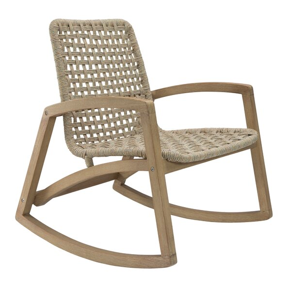 Explorer Eucalyptus and Rocking Chair by Seasonal Living