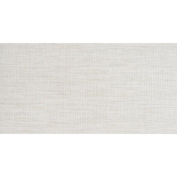 Tektile 12 x 24 Porcelain Fabric look Tile in Matte glaze Beige by MSI