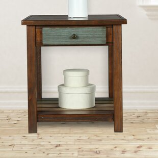 Buying Roemer End Table with Storage By Bloomsbury Market