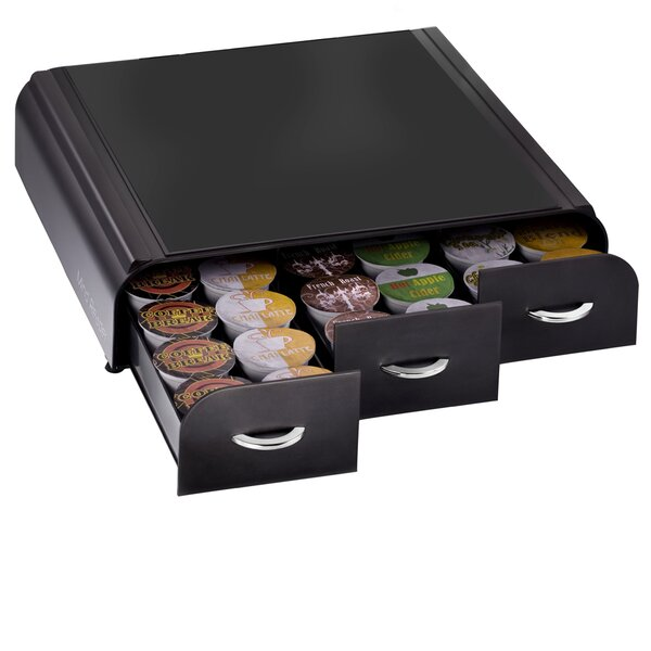 Coffee Pod Drawer 36 capacity by Mind Reader