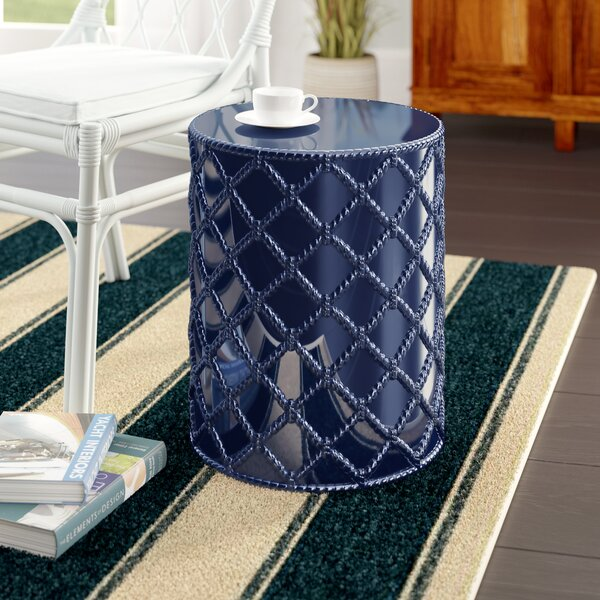 Winterview Garden Stool by Breakwater Bay