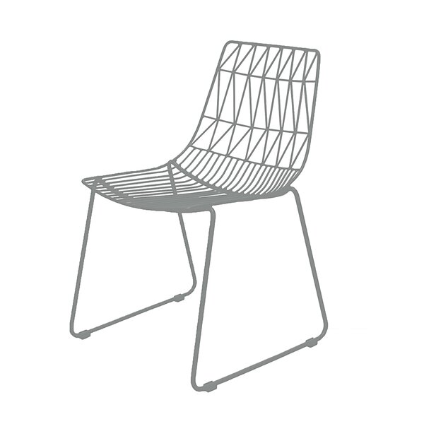 Gower Patio Dining Chair by Wrought Studio