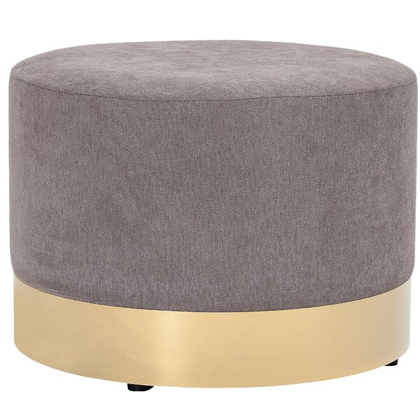 Cohn Small Upholstered Ottoman by Mercer41