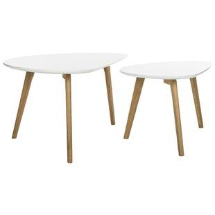 Monroe 2 Piece Coffee Table Set Langley Street