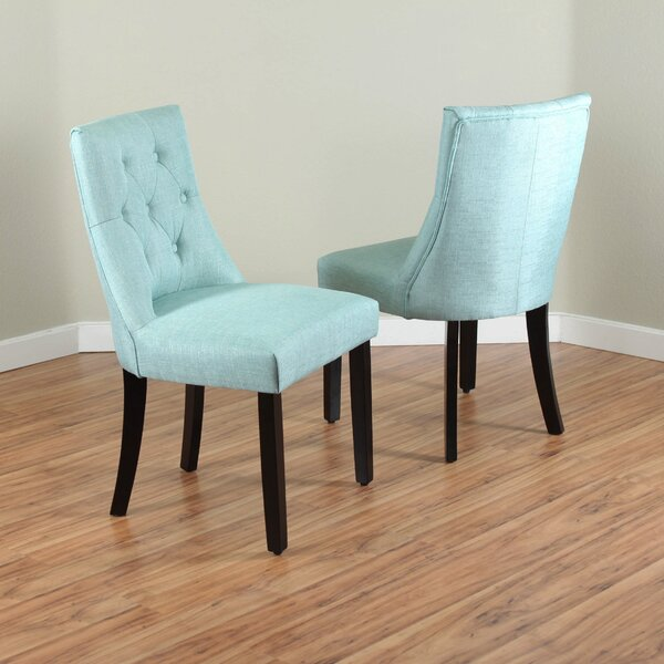 Ganley Side Chair (Set of 2) by Alcott Hill