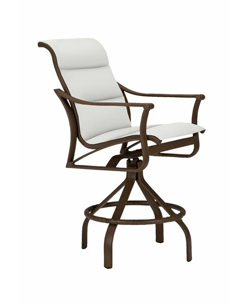 Corsica 30 Swivel Patio Bar Stool by Tropitone