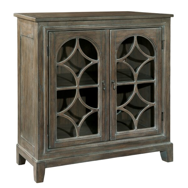 Duarte Arched 2 Door Accent Cabinet by Ophelia & Co. Ophelia & Co.