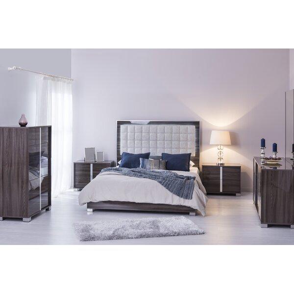 Desantiago Queen Platform 5 Piece Bedroom Set by Orren Ellis