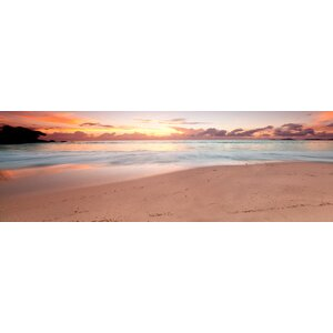 'Vacation Time' Photographic Print on Wrapped Canvas by Highland Dunes