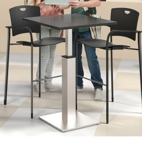 27.5 Square Folding Table by Balt