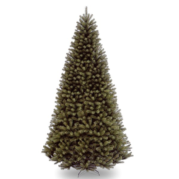 Green Spruce Christmas Tree with Stand by Gracie Oaks
