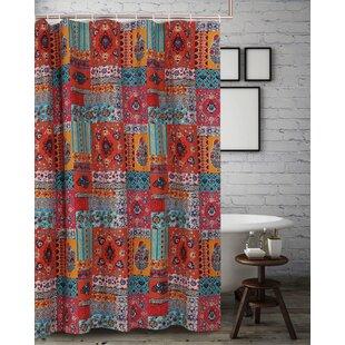 Sawyers Shower Curtain ByWorld Menagerie