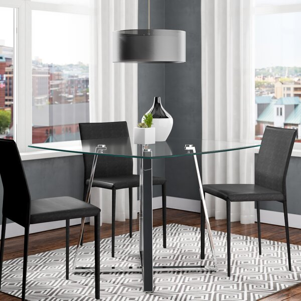 Dudley Dining Table by Wade Logan