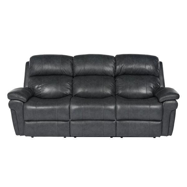 Best #1 Dionne Luxe Reclining Sofa By Red Barrel Studio Design