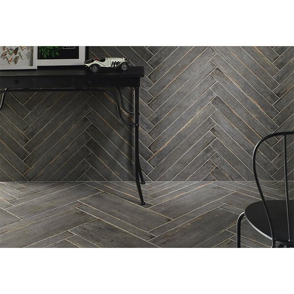 8 x 24 Porcelain Wood Look Wall & Floor Tile