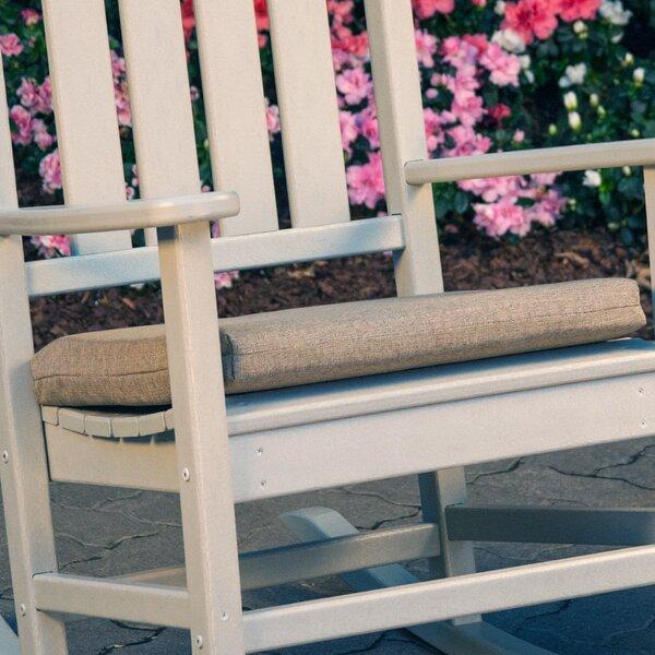 Indoor/Outdoor Sunbrella Seat Cushion by Ateeva