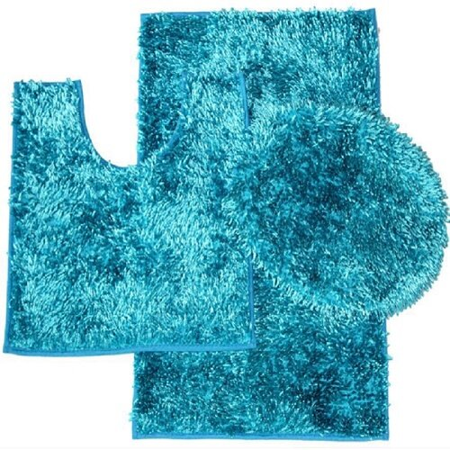 Shauna 3 Piece Bath Rug Set by Zipcode Design