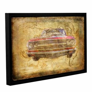 World Class Framed Graphic Art on Wrapped Canvas by Alcott Hill