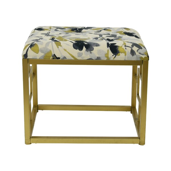 Amee Ottoman by Everly Quinn