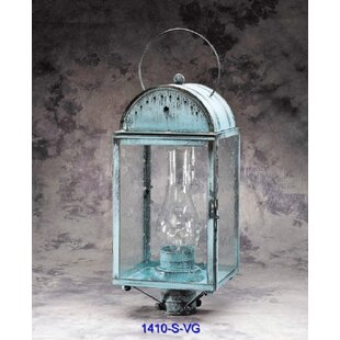 Read Reviews Phillipsburg 1-Light Rectangle Lantern Head By August Grove