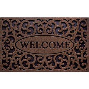 Welcome Design Doormat