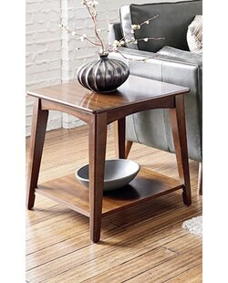Best Reviews Maddox End Table By Corrigan Studio