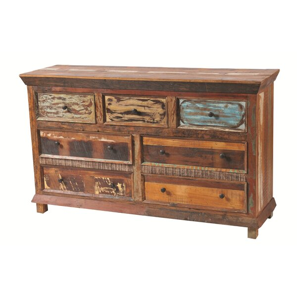 Mcdonnell 7 Drawer Dresser by Bloomsbury Market