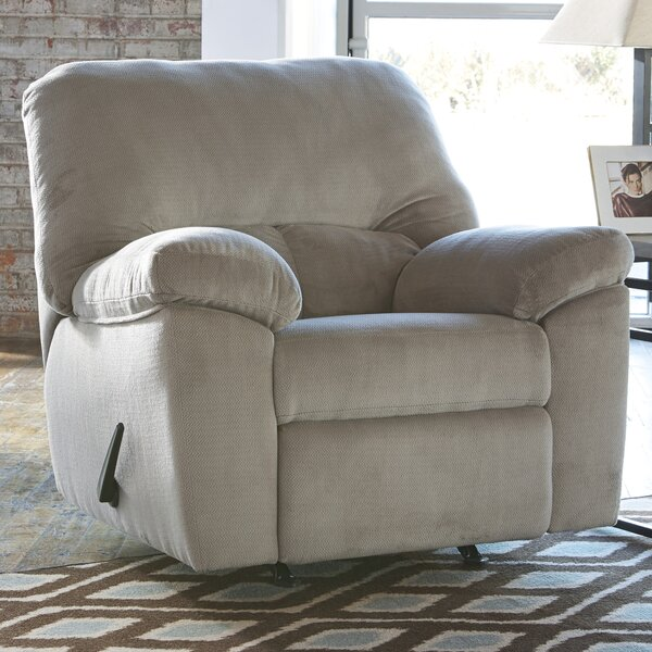 Rocco Manual Rocker Recliner by Latitude Run