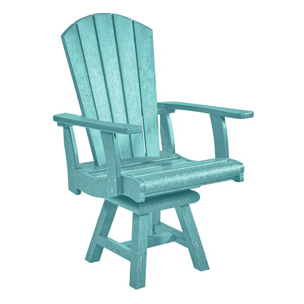 Mullens Patio Dining Chair by Beachcrest Home