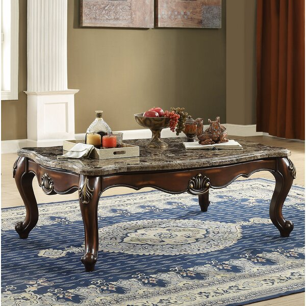 Roberson Coffee Table by Fleur De Lis Living