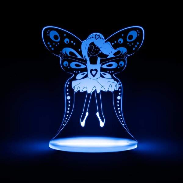 Fairy LED Night Light by Total Dreamz