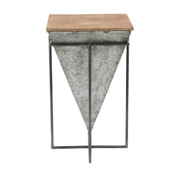 Arie inverted Pyramid Table by Williston Forge