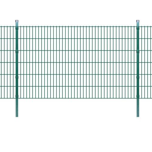 200|8 cm x 123 cm Gartenzaun Gerson aus Metall Garten Living | Garten > Zäune und Sichtschutz | Garten Living