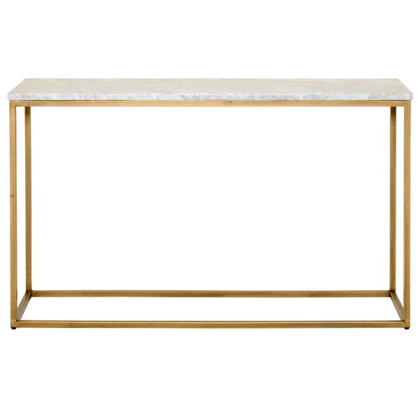 Rosales Console Table by Everly Quinn