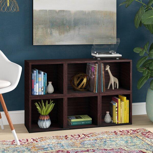 Dehart Cube Bookcase (Set Of 6) By Ebern Designs Fresh