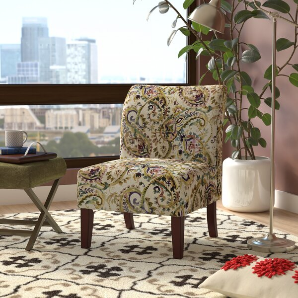 Kingsview Slipper Chair by Ebern Designs