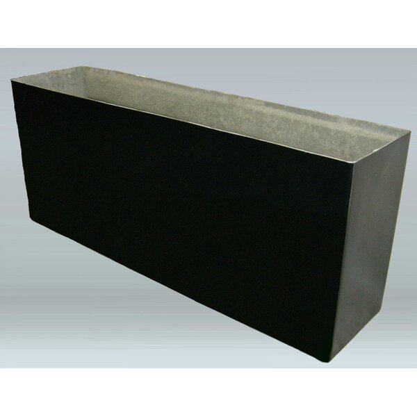 Rimless Composite Planter Box by Allied Molded Products
