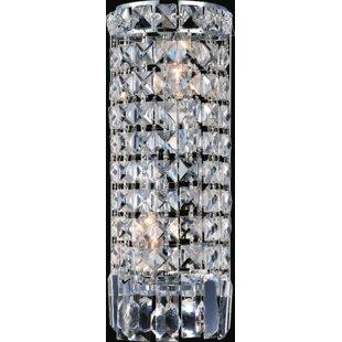 Buy luxury Navya Modern 2-Light Flush Mount By Willa Arlo Interiors