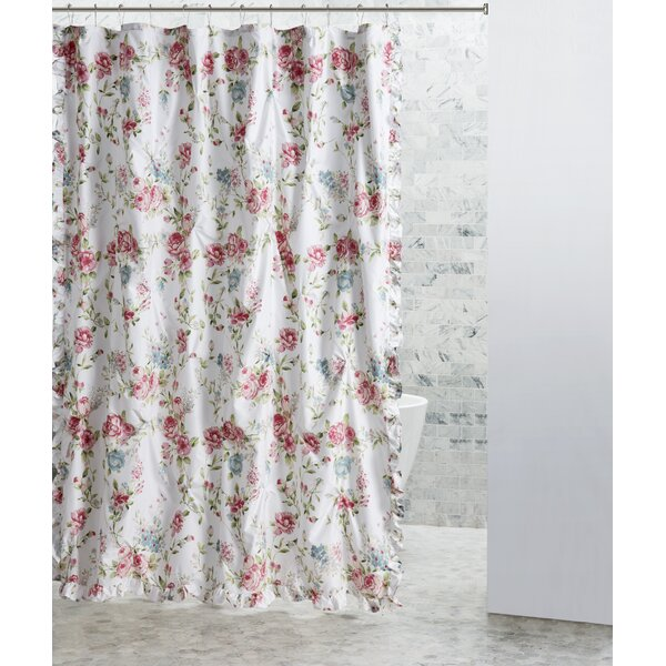 Varley Shower Curtain by Ophelia & Co.