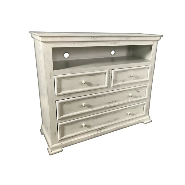 Mcintire 4 Drawer Media Chest By Rosalind Wheeler