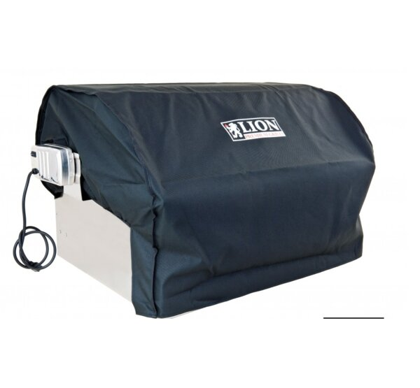 L-90000 Canvas BBQ Grill Cover by Lion Premium Grills
