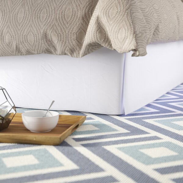 Klein Bed Skirt By Zipcode Design.