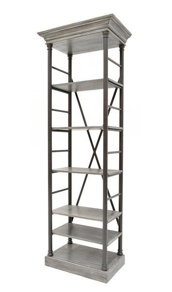 5 Shelves Etagere Bookcase by Sarreid Ltd