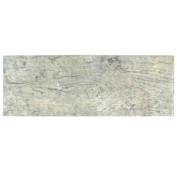 Raga 8.25 x 23.38 Porcelain Field Tile in Willow Gray by EliteTile