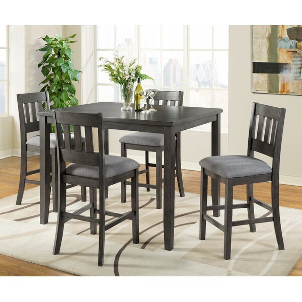 Shorehamby 5 Piece Pub Table Set by Darby Home Co Darby Home Co