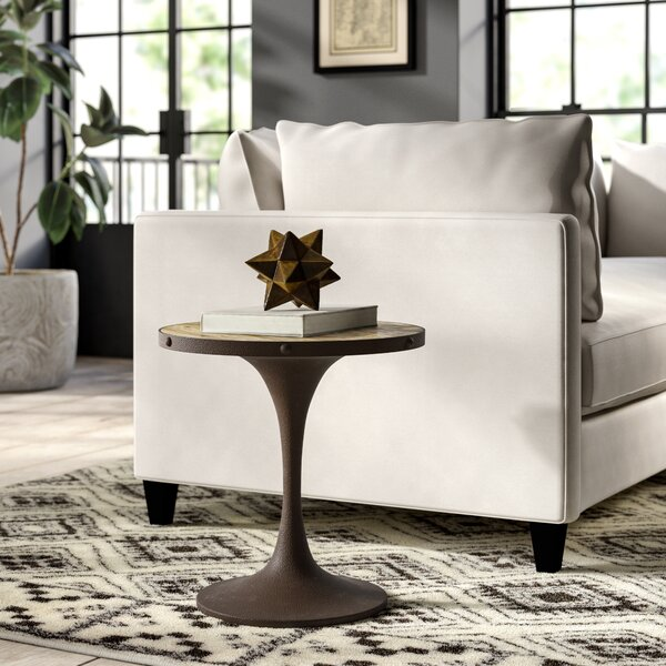 Amherst End Table by Greyleigh