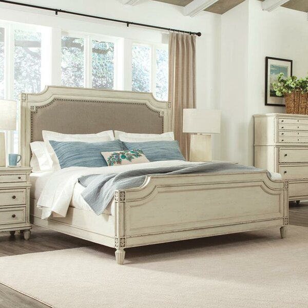 Waverley Carved Configurable Bedroom Set by Beachcrest Home